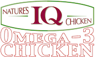 IQ Chicken Omega 3 Healthy Chicken