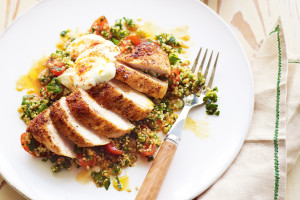 Chicken and Cous C